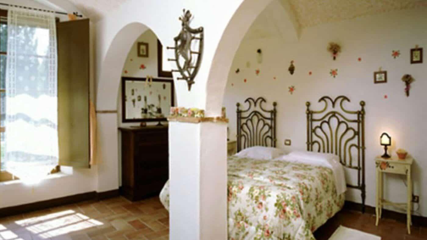Agriturismo Aia Vecchia di Montalceto, Toscana