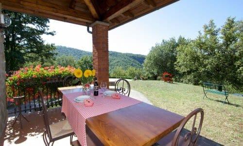 La Casa di Peter, Toscana