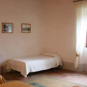 Villa Casa Rossa, Toscana