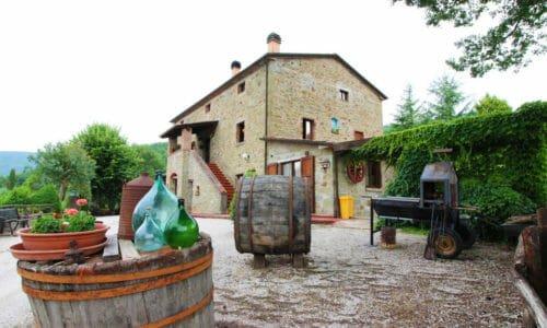 Villa Casale Aiola, Toscana