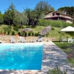 Villa Oleandri Toscana Italien