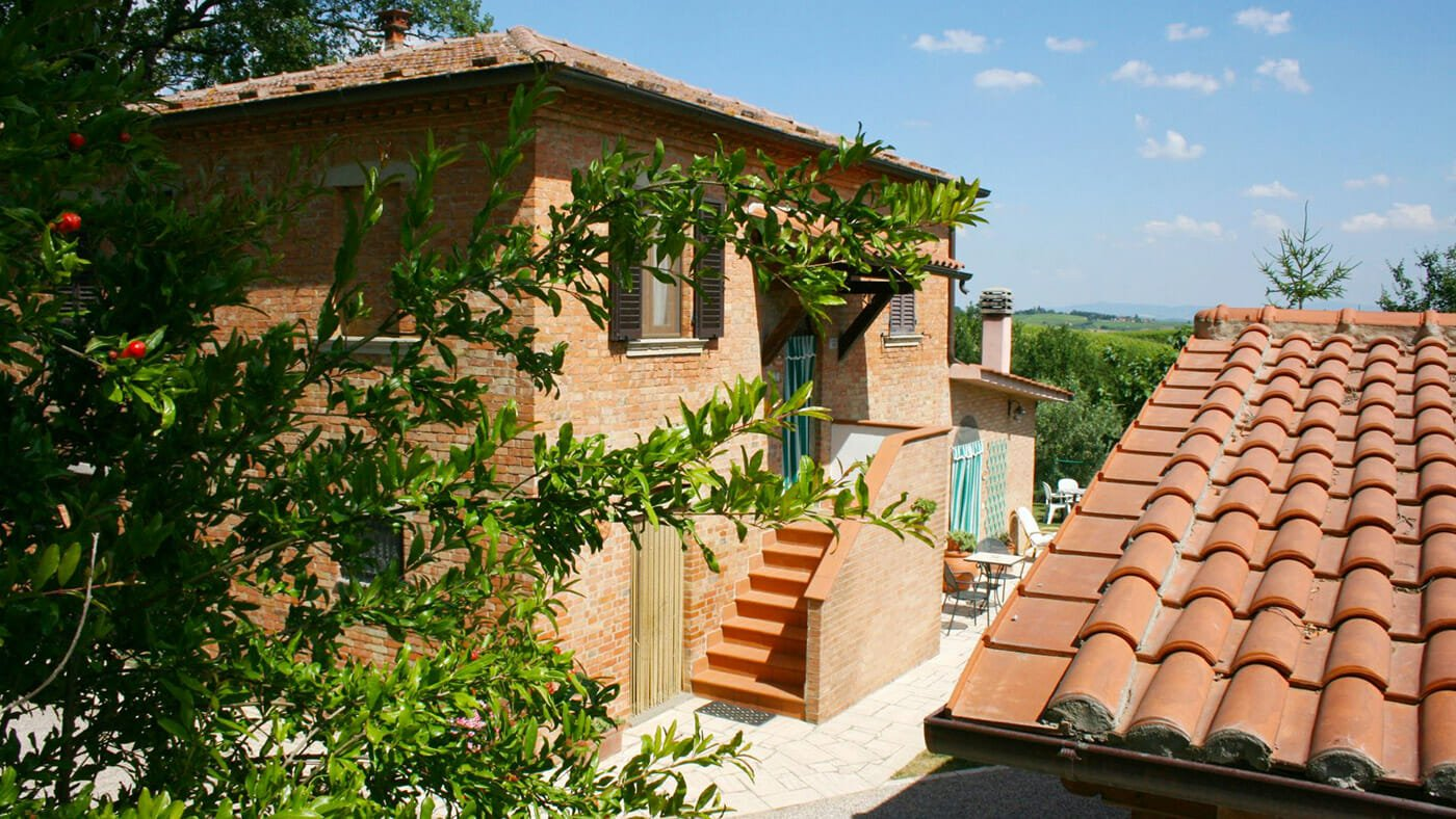 Villa Podere San Bono, Toscana