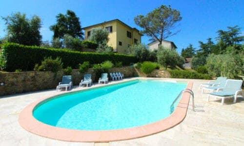 Villa il Poggiolo, Toscana