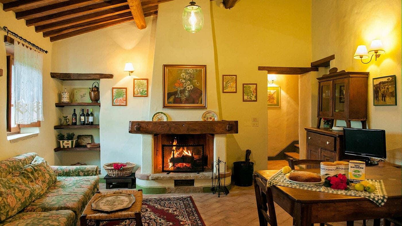 Agriturismo il Pozzo, Toscana