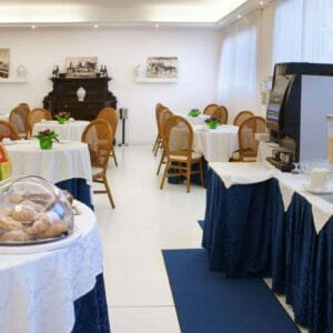 Hotel Rivage Sorrento morgenmadsrestaurant