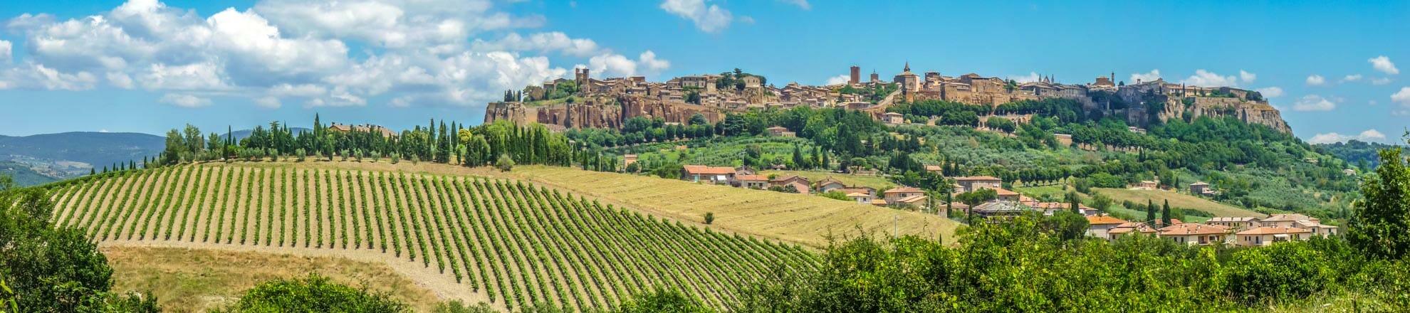 Rejser og ferie i Umbrien
