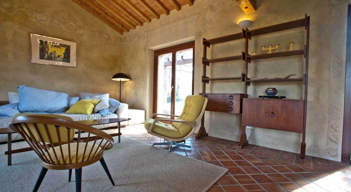 Villa Berti, Toscana