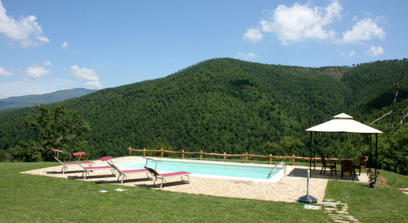 Villa Ca De Tonco, Toscana
