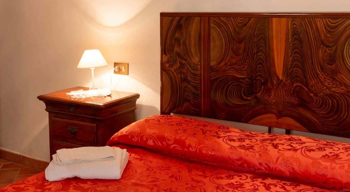 Ca De Tonco, Toscana (Bedroom)