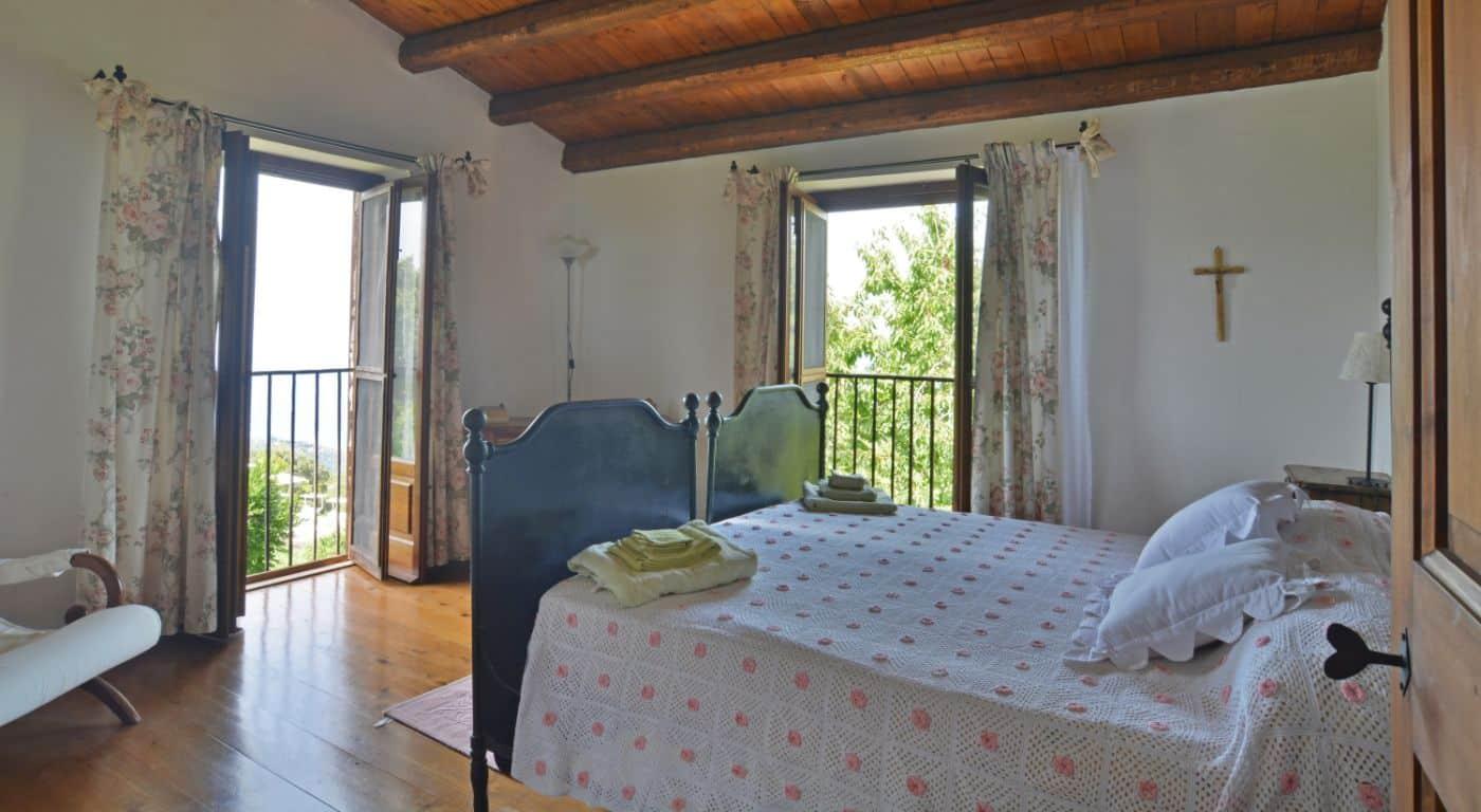 Villa Ciliegio Bedroom, Sicilien