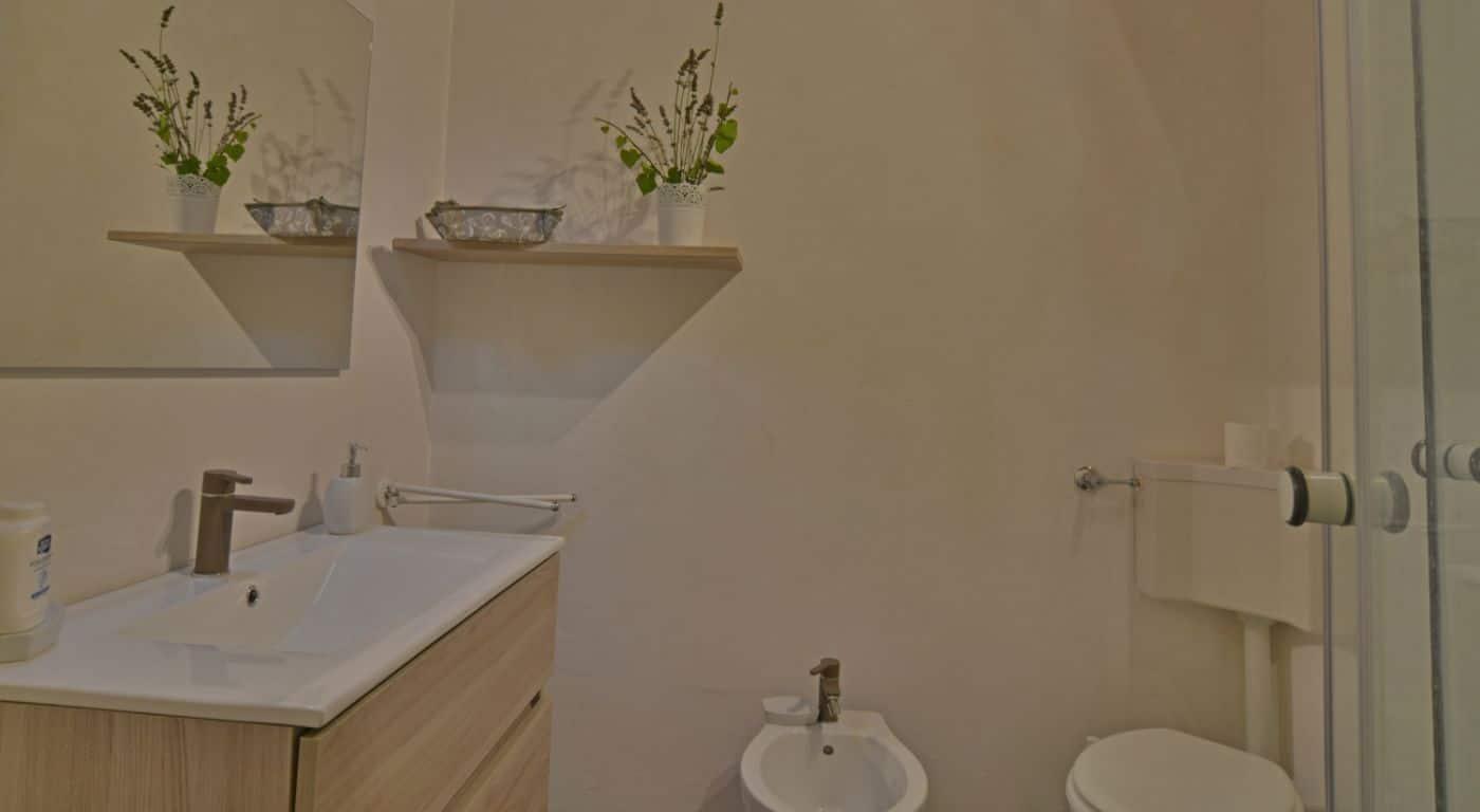 Villa Ciliegio Toilet, Sicilien