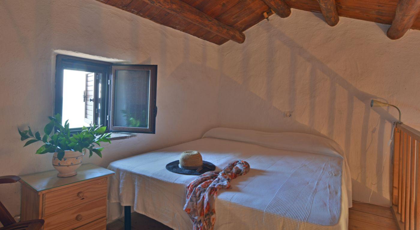 Villa La Giara Bedroom , Sicilien