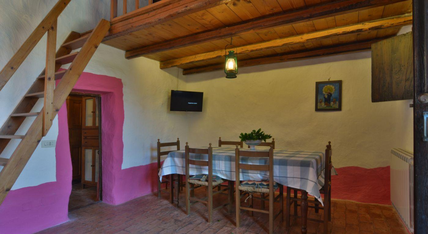 Villa La Giara Dining , Sicilien
